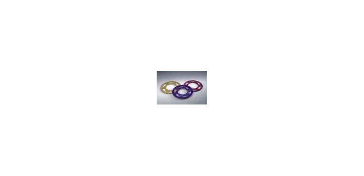 Chiaravalli - CaratCHI Alu Rohling 420 1000-46 Zahne (420-1-2x1-4)