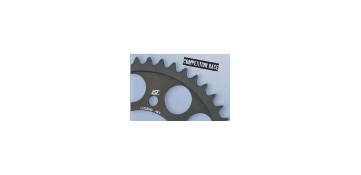 Chiaravalli - Carat Racing rozeta 499-43 zubov EMD (520-5-8x1-4)