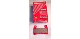 BREMBO brzdové platničky 07KA1306 - zodpovedá FA 158