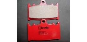 BREMBO brzdové platničky 07KA13SC Racing Sinter - zodpovedá FA 158