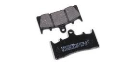 EBC brzdové platničky Standard FA188