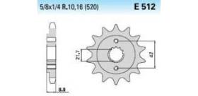 Chiaravalli - Carat sekundár 512-16 zubov K (520-5-8x1-4)