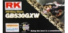 RK reťaz GB530GXW / článok - zlatá