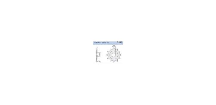 Chiaravalli - CaratCHI Ritzel 200-12 Zahne (415-1-2x3-16) - Auslaufartikel