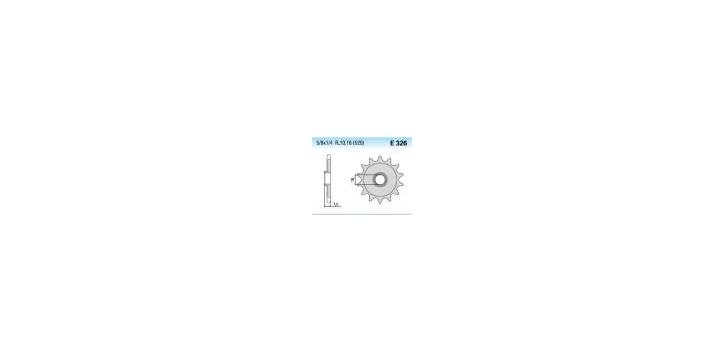 Chiaravalli - CaratCHI Ritzel 326-13 Zahne K (520-5-8x1-4)