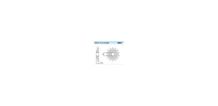 Chiaravalli - CaratCHI Ritzel 4021-15 Zahne K (520-5-8x1-4)