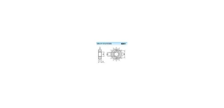 Chiaravalli - CaratCHI Ritzel 4041-14 Zahne K (520-5-8x1-4)