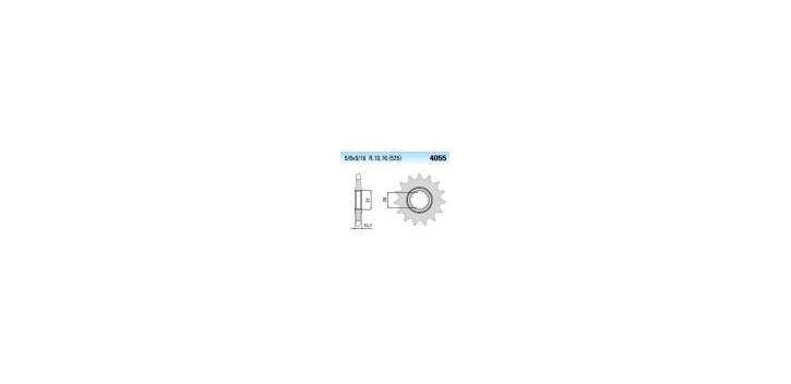 Chiaravalli - CaratCHI Ritzel 4055-15 Zahne K (525-5-8x5-16) TDM900