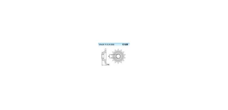 Chiaravalli - CaratCHI Ritzel 528-17 Zahne K (530-5-8x3-8)