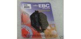 EBC brzdové platničky Standard FA319-2