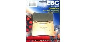 EBC brzdové platničky HH FA123 Sintermetal Sport