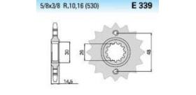 Chiaravalli - Carat sekundár 339-16 zubov K (530-5-8x3-8)