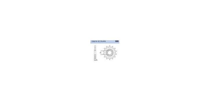 Chiaravalli - CaratCHI Ritzel 589-14 Zahne (415-1-2x3-16)