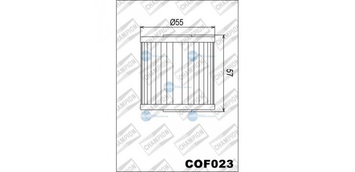 Champion olejový filter X310