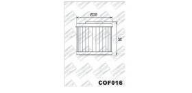 Champion olejový filter COF016