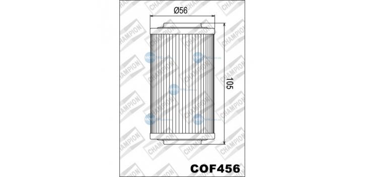 Champion olejový filter X347