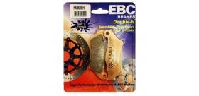 EBC brzdové platničky HH FA363 Sintermetal Sport