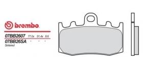 Brembo brzdové platničky 07BB26SA predné