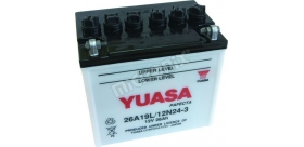 batéria Yuasa 12N24-3A