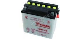 batéria Yuasa 12N7-4B