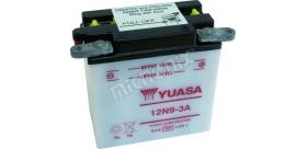 batéria Yuasa 12N9-3A