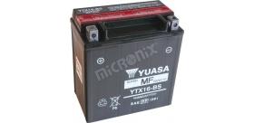 batéria Yuasa YTX16-BS