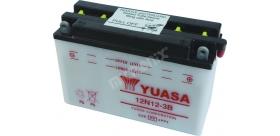 batéria Yuasa 12N12-3B