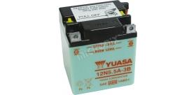 batéria Yuasa 12N5.5A-3B