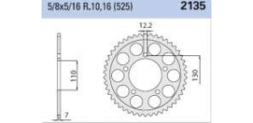 Chiaravalli - Carat rozeta 2135-43 zubov THF (525-5-8x5-16)
