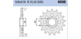 Chiaravalli - Carat rozeta 4098-16 zubov K (525-5-8x5-16)