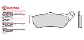 Brembo brzdové platničky 07BB03SP zadné
