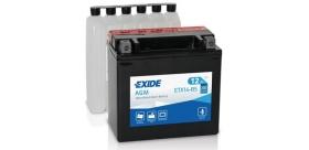batéria EXIDE ETX14-BS