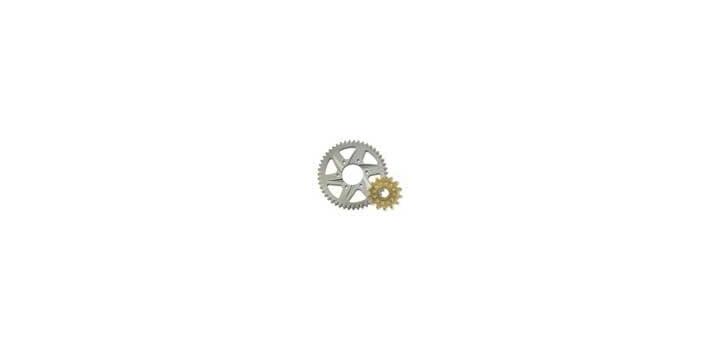 Chiaravalli - CaratCHI Zahnkranz 454-45 Zahne (415-1-2x3-16)