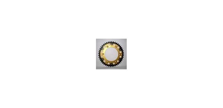Chiaravalli - CaratCHI Zahnkranz 460-50 Zahne Stealth (520-5-8x1-4)
