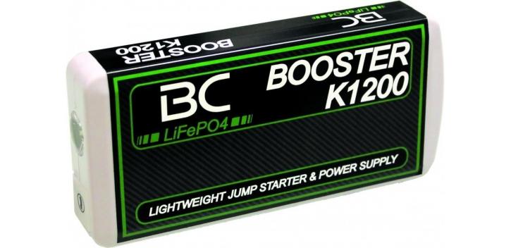 BC BATTERY ŠTARTOVACÍ BOOSTER K1200