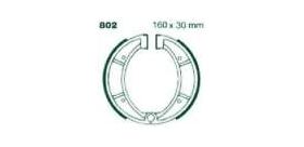 EBCEBC Bremsbacken 802