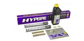 hyperpro progresívne predné pružiny HARLEY DAVIDSON FXWG - FXDWG DYNA WIDE GLIDE 80-99