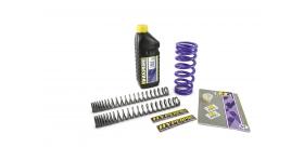 hyperpro progresívne predné + zadné pružiny KTM 1190 ADVENTURE EDS (tiež ABS) 13-