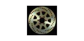 EBCEBC Bremsscheibe MD 3044 Rear 278mm VS1400 87-03