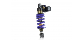 Hyperpro tlmič RESERVOIR fix s progresívnou pružinou BULLIT CLASSIC EFI (Oem L - 318mm) 09-18
