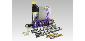 Hyperpro Streetbox (predné pružiny + tlmič emulsion) Z 1000 SX (ABS + OEM HPA) 14-17
