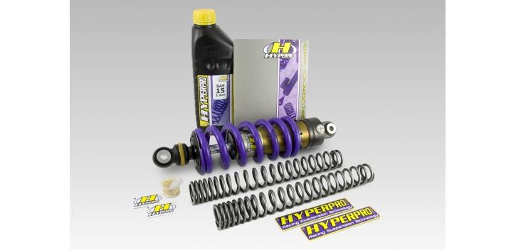 Hyperpro Streetbox (predné pružiny + tlmič emulsion) TIGER 1050 SPORT 17