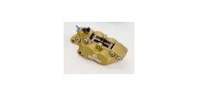 BremboMQ BREMBO Vierkolbenbremszange Guss P4 30-34 C gold links 20516558