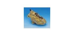 BremboMQ BREMBO Vierkolbenbremszange Guss P4 30-34 F gold Duc.98 links 20680010