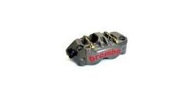 BremboMQ BREMBO Zange X99C460 Monobloc CNC P4 32-36 Lochabstand 108mm links