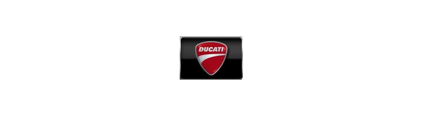 Ducati - Leo Vince ladené výfuky